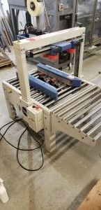 Interpac case sealer taper