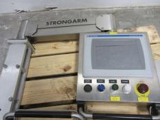 Allen Bradley Panelview Plus 1000 with Strongarm Swing